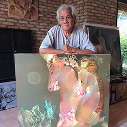 Ho Huu Thu Artist