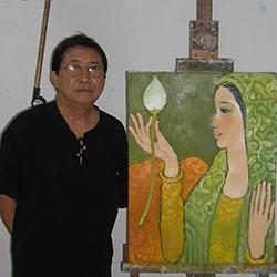 Nguyen Trung Artist